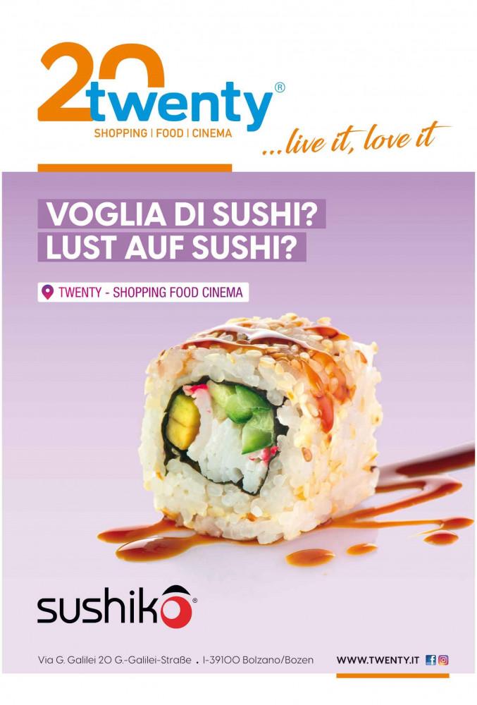 Angebot #Ilovefood - TWENTY bei Twenty - Einkaufszentrum