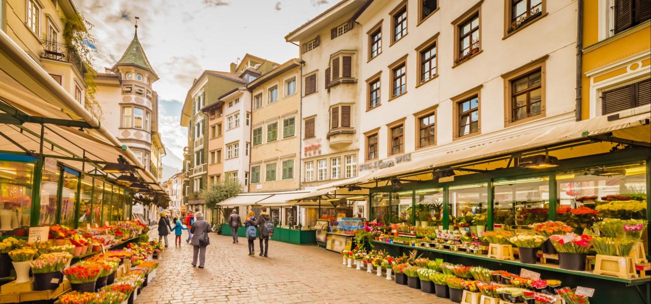 Restaurants & Bars in Bozen / Bolzano