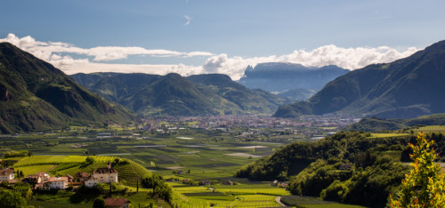 Bolzano & Surroundings