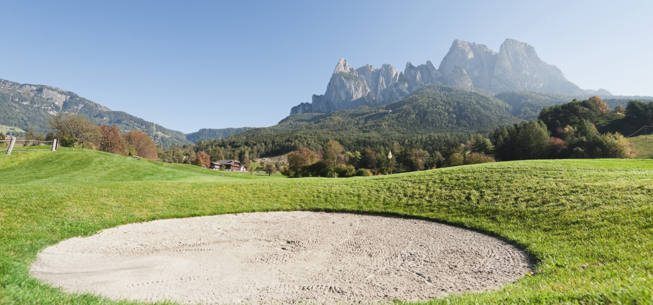 Golfhotels in Südtirol
